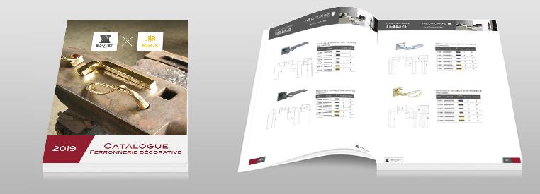 Le nouveau catalogue Bouvet est disponible